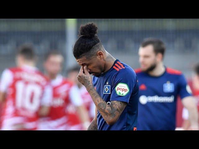 Elvis - Spielbericht | Würzburg 3:2 HSV / Saison 20/21 | #011