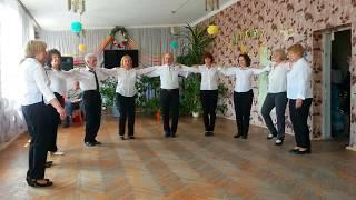 Сиртаки - греческий танец. Для начинающих
