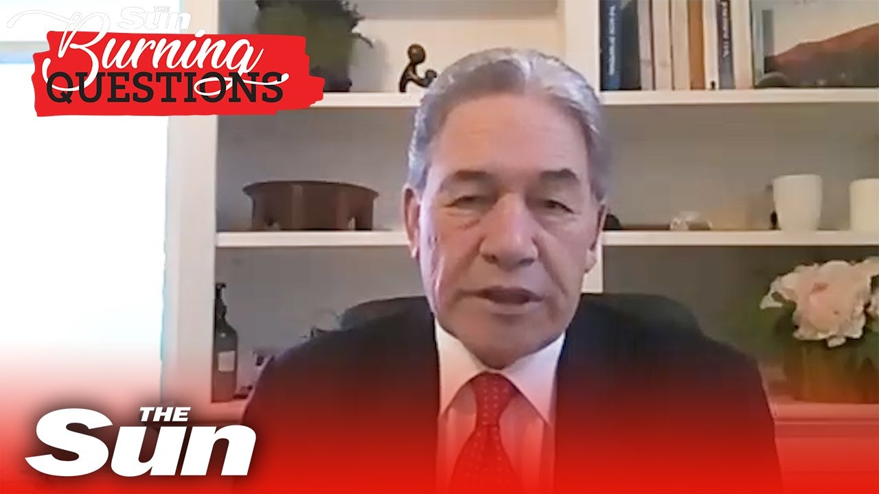 New Zealand Deputy PM on 'woke fascists', standing up to China & revisionist history - BQ #27
