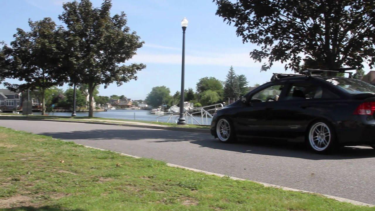 Slammed Honda SI s Civic Si 8th gen and 9th gen NY LI LOW N