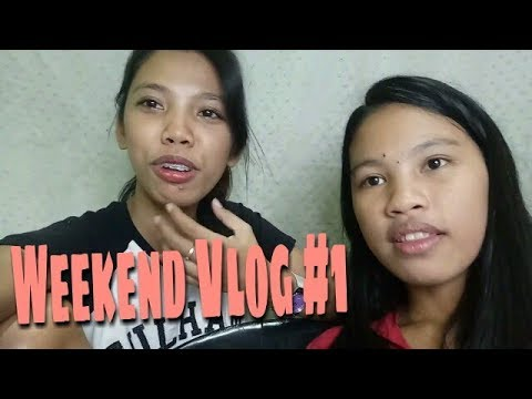 WEEKEND VLOG #1 (MONTHLY ADJUSTMENT)