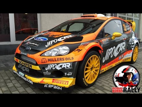 rbr wrc monte carlo cote d 39 arbroz ford fiesta jipocar martin prokop youtube. Black Bedroom Furniture Sets. Home Design Ideas