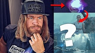Critical Analysis of The Rise of Skywalker Trailer