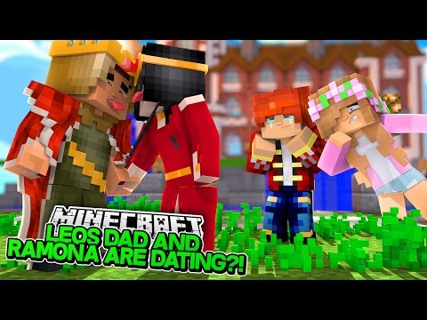 RAMONA IS HAVING AN AFFAIR WITH LEOS DAD!Minecraft Royal Family w/LittleKellyandCarly (Roleplay)