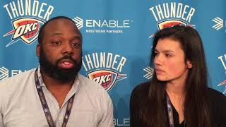 Examining the Thunder's throttling of the Rockets (Game 11 of 82)