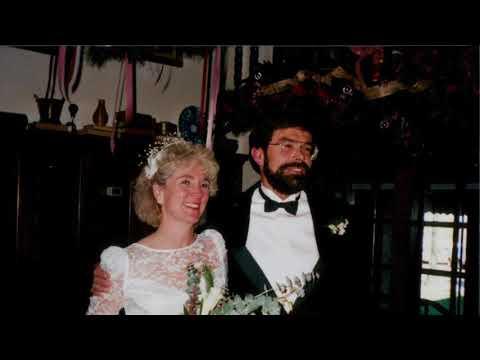 Vince & Pam's Wedding - December 1990