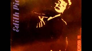 Edith Piaf  - Padam... Padam... 1951
