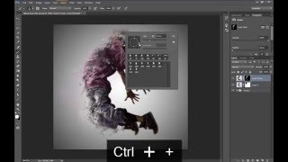 advanced Photoshop Dispersion Tutorial