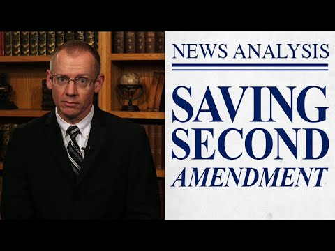 Saving the Second Amendment