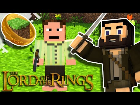 Lord Of The Rings Minecraft Adventure! :: Not Alone Anymore! :: EP02