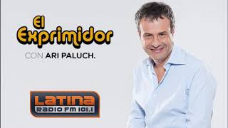 Manuel Adorni entrevistado por Ari Paluch en El Exprimidor por Radio Latina FM 101.1 - 16/05/2019