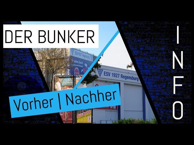 Der Bunker - Vorher | Nachher - 1von3