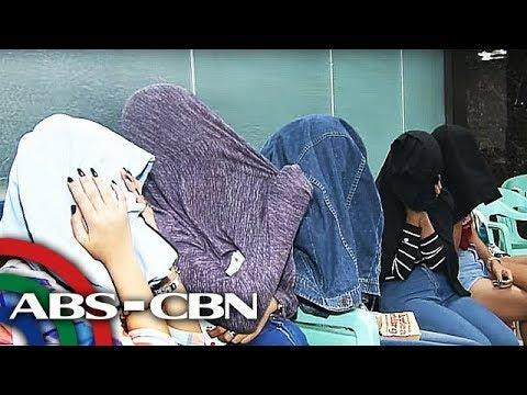 UKG: 16 babaeng biktima ng human trafficking, nailigtas sa Makati