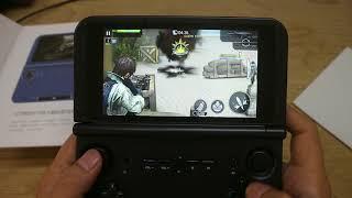 Máy chơi game cầm tay Tablet Android 5 inch GPD XD(Chơi game Chiến Dịch Huyền Thoại) [Promaxshop.vn]