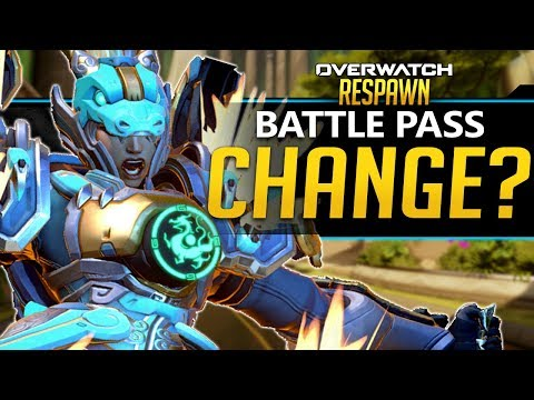 Overwatch Respawn #60 - Battle pass replace Lootbox? - Summer Games Skins and Dates?