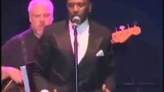 Linwood Peel - formerly of The Drifters - Sings