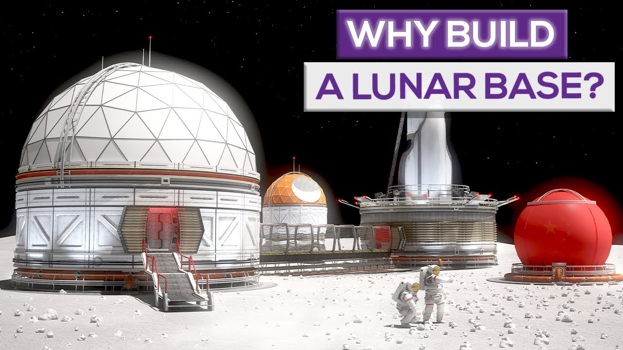Why we need to build a Lunar Base