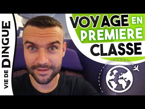 VISUALISATION - Ma Première Fois En Business CLASS