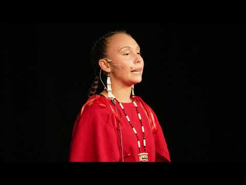 Running For Missing And Murdered Indigenous Women   Rosalie Fish   TEDxYouth@Seattle