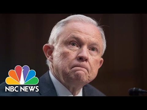 Attorney General Jeff Sessions Resigns At President Donald Trump's Request | NBC News