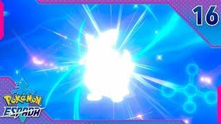 Pokémon Espada Ep.16 - LA EVOLUCIÓN QUE TODO EL MUNDO ESTABA ESPERANDO