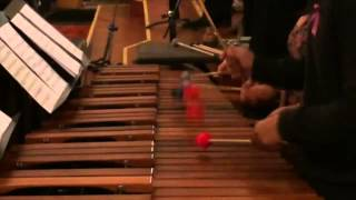 Marimba Arrangement - Bach