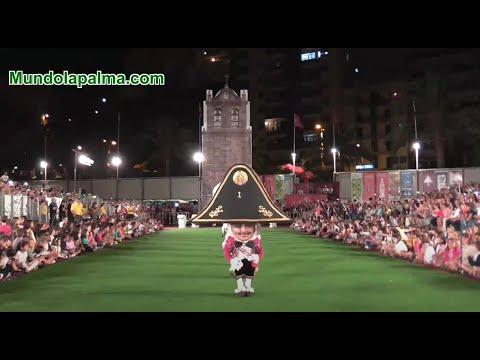 Danza de Los Enanos de La Palma  - 18/07/2015 - Bajada de La Virgen 2015