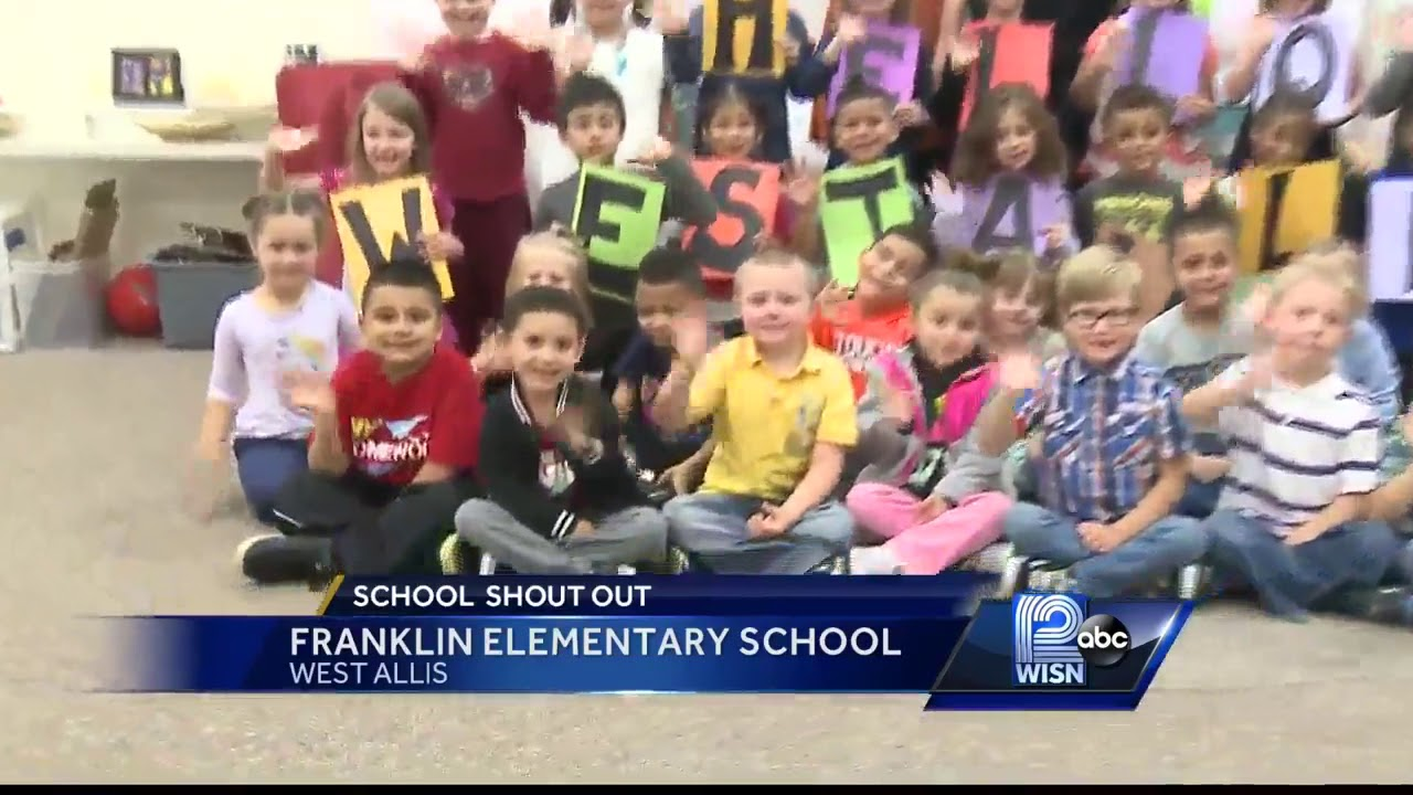 10/23 Shout-Out: Franklin Elementary