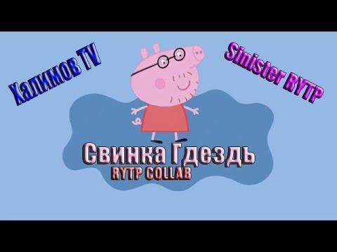 Свинка Гдездь RYTP Collab