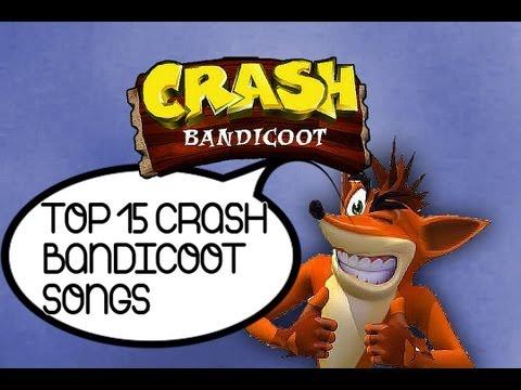 Top 15 Crash Bandicoot Music
