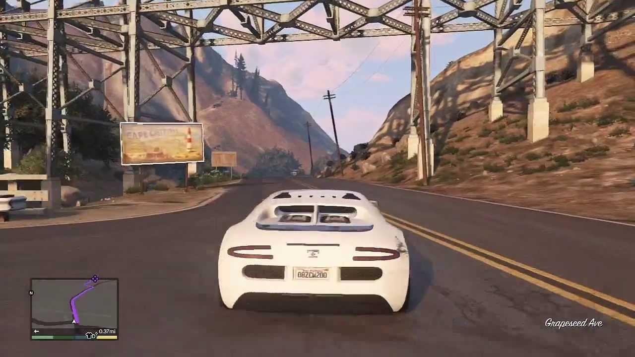 GTA V: Secret Vehicle Locations (3 Vehicles)