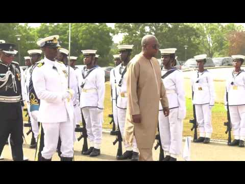2016 Farewell State of the Nation Address- Ghana