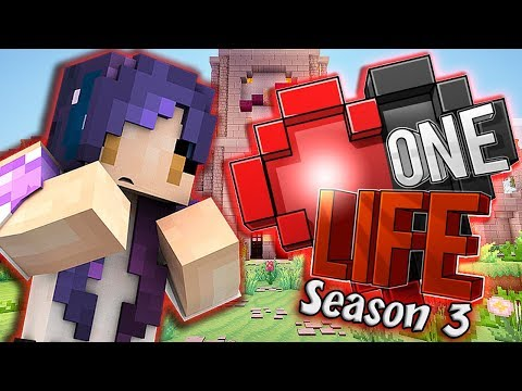 I'M ALREADY HALF DEAD!! | Ep. 1 | One Life Minecraft SMP
