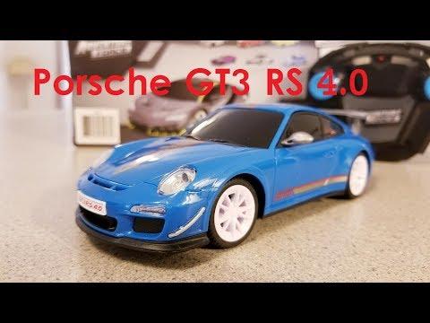 Walmart   Adventure Force   1:26 scale RC Porsche GT3 RS 4.0   RC Fun Review!
