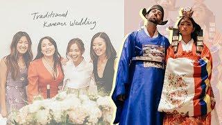 Traditional Korean Wedding | August Recap pt. 1