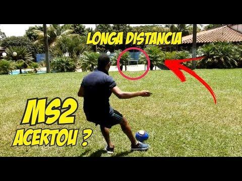 ACERTE O GOLZINHO A LONGA DISTANCIA Desafios de Futebol