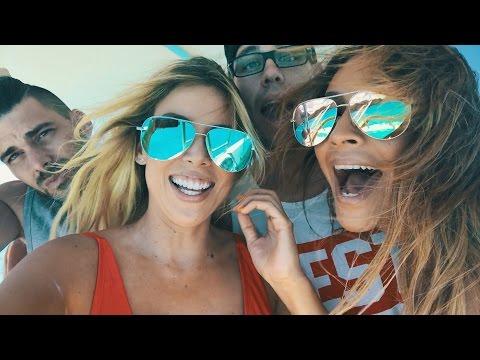 THE GIRLS IN BORA BORA | LUSTRELUX