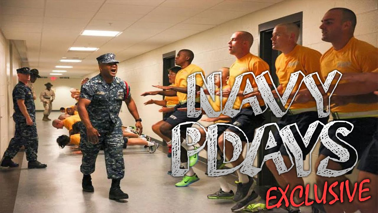 What To Expect At Navy Boot Camp | Military.com