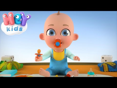Моя Пустышка 👶 - Песни Для Детей - Развивающие Мультики