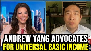 Andrew Yang Advocates for Universal Basic Income on CNN | 10/21/20