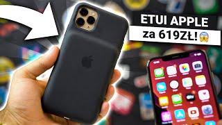 KUPIŁEM NAJDROŻSZE ETUI DO iPHONE'A  WARTO?