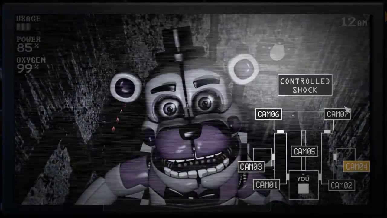 Como Baixar Five Nights At Freddys Sister Location Custom Night