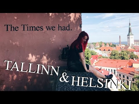 Visit Tallinn Vlog: Tallinn & Helsinki - two cities in two days