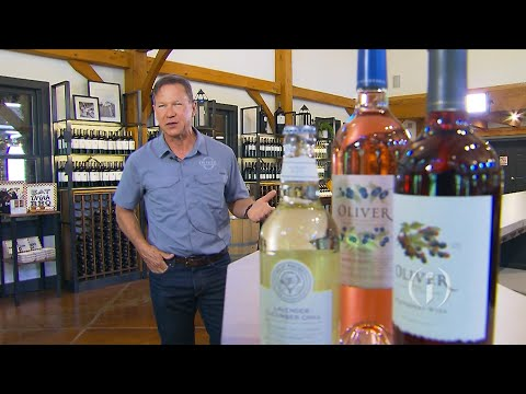 Oliver Winery Now One of the Largest, Fastest Growing in U.S.