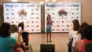 """Do You Want To Build a Snowman Intro"" 