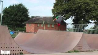 Luke Rogers | BONK & Bullit scooters | Web Promo