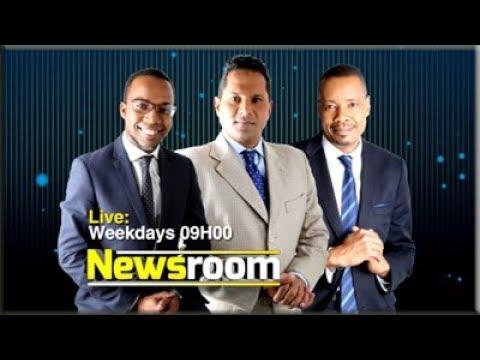 Newsroom, 3 November 2017