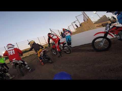 Ventura Raceway Flat Track 125cc Semi TTR125