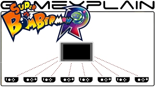 Super Bomberman R: 3 Different Ways to Play 8 Player Multiplayer on Switch
