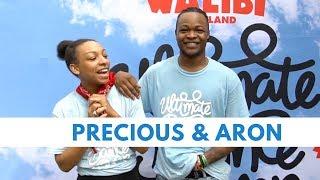 Precious & Aron | Ultimate Dance Camp 2017 | Walibi Holland